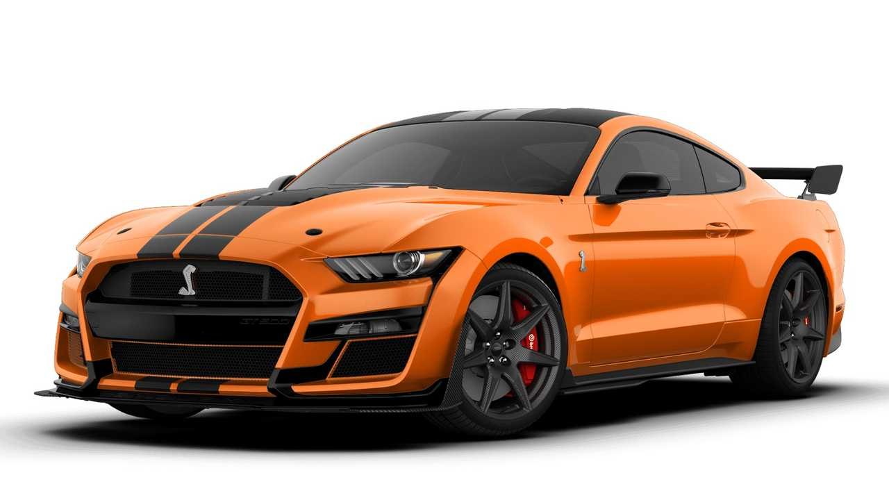 Most Expensive Shelby GT500