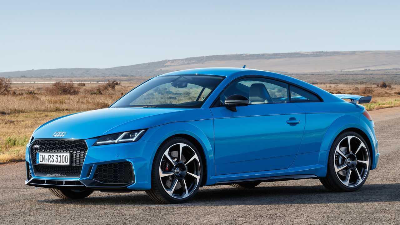 4. Audi TT - 10.2 años