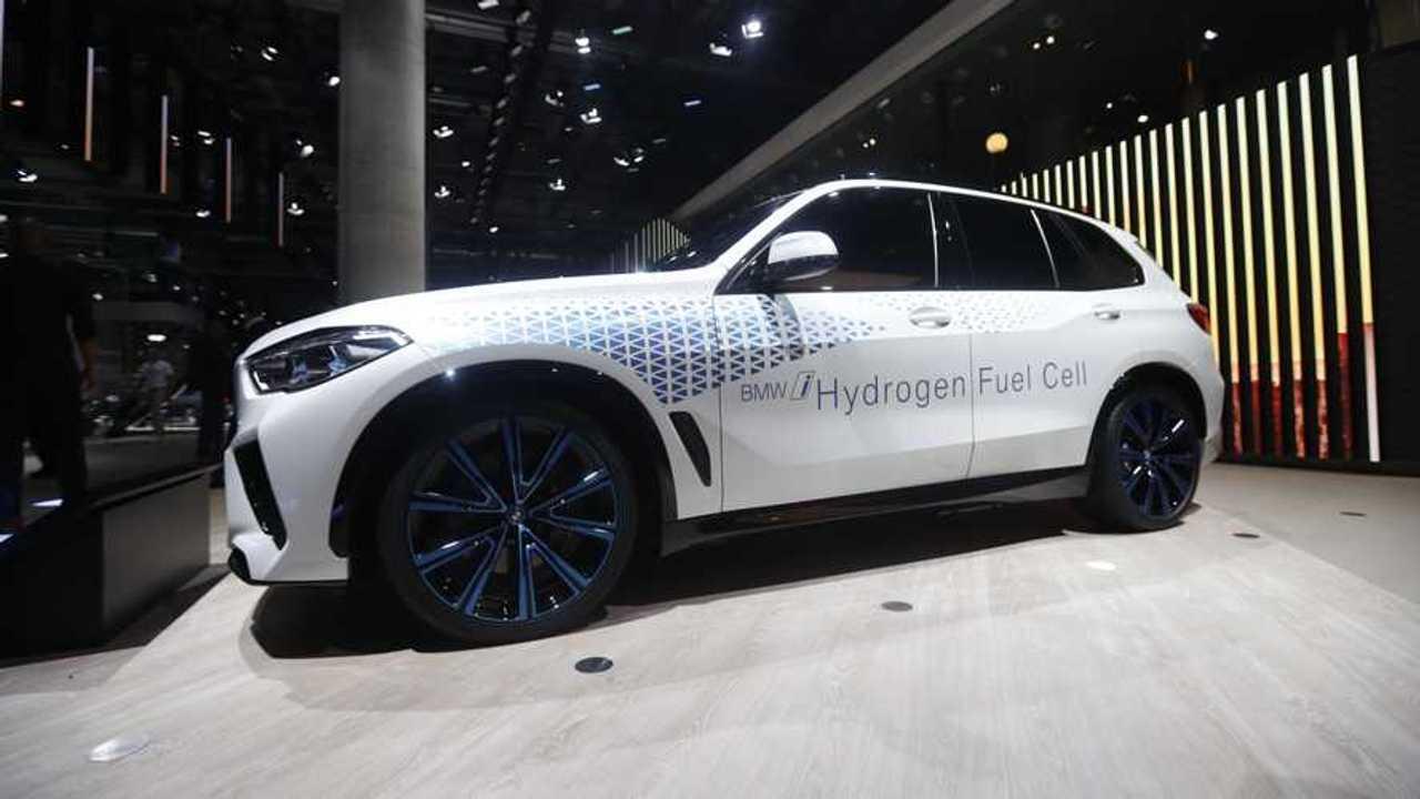 BMW X5 i-Hydrogen Next