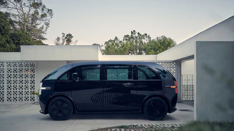 Canoo's 'Urban Loft On Wheels' Is Automaker's First Electric Car