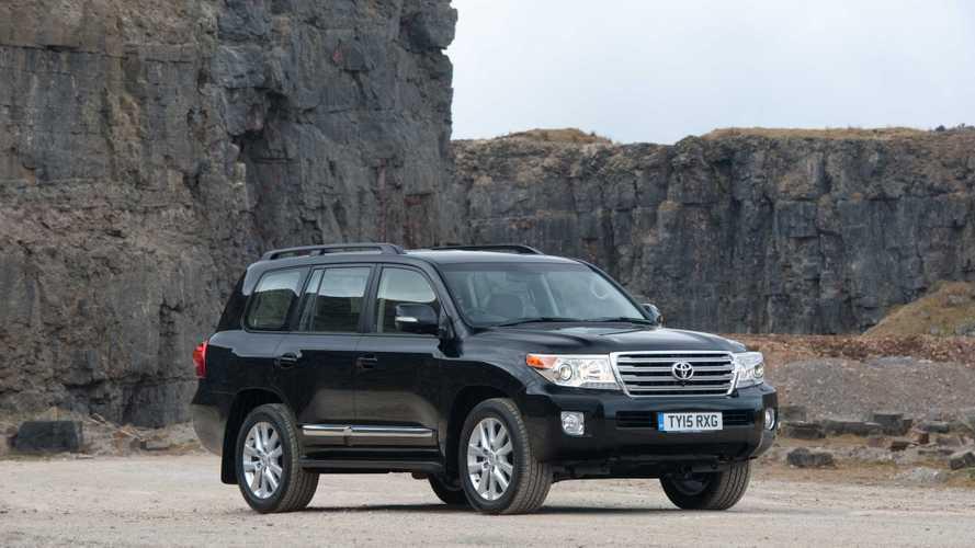 Toyota Land Cruiser alcanza 10 millones en ventas tras 68 años