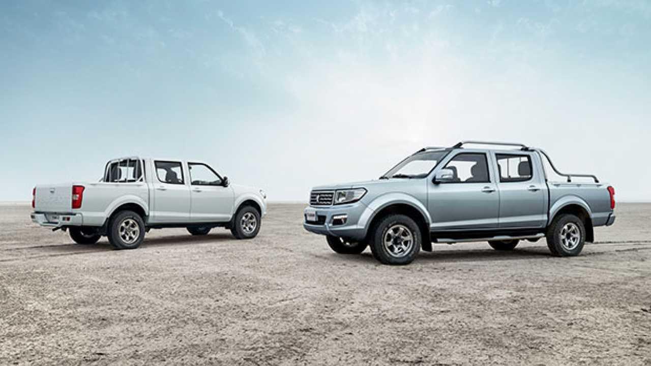 Peugeot presenta il suo pick-up