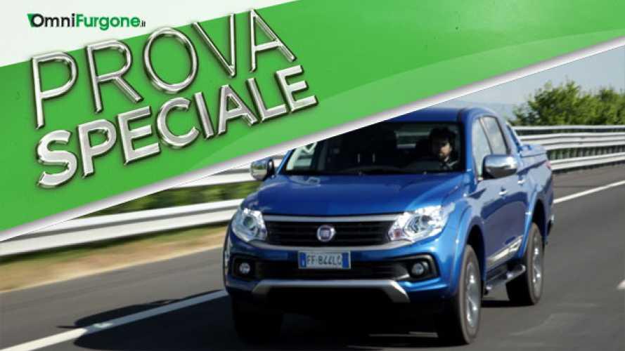 Fiat Fullback, da Roma a Trento per l'MXGP [VIDEO]