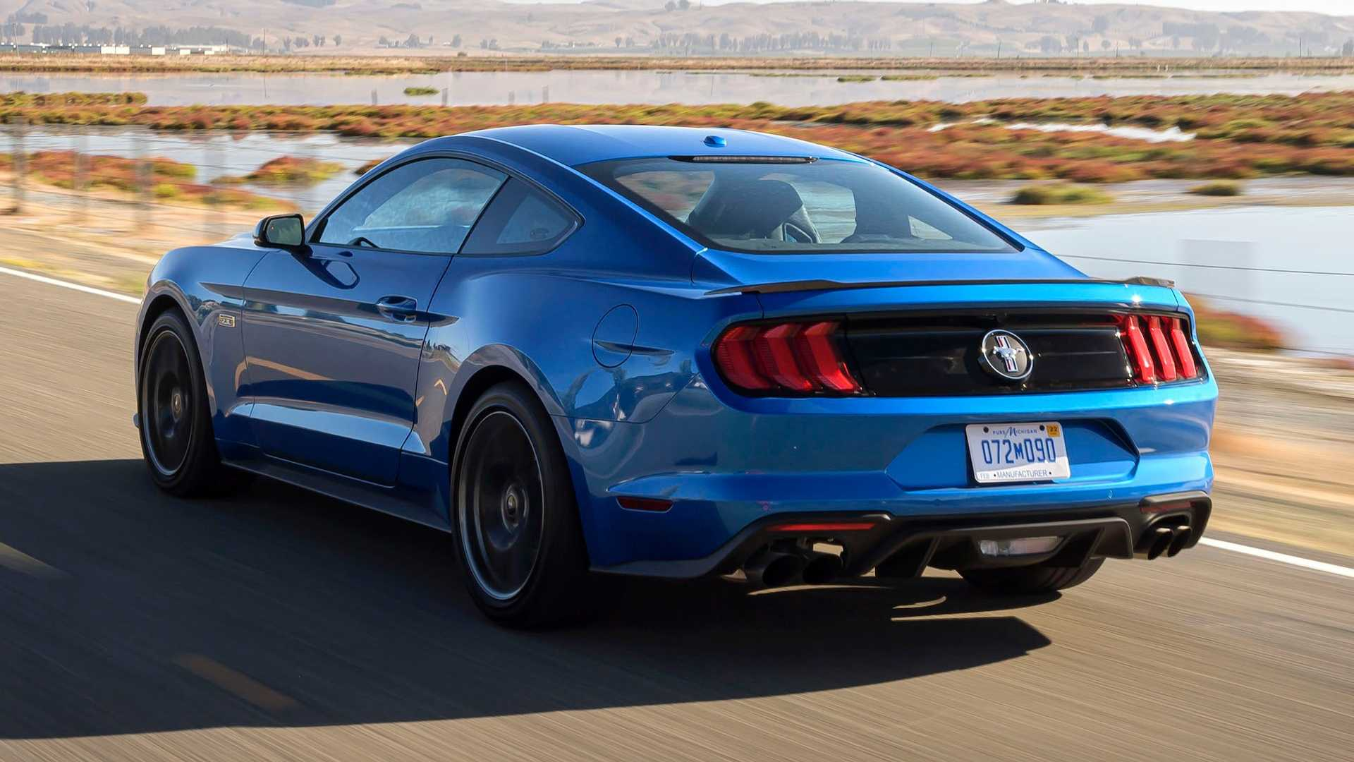 Ford Mustang Ecoboost >> 2020 Ford Mustang Ecoboost Hpp First Drive The Anti Mustang