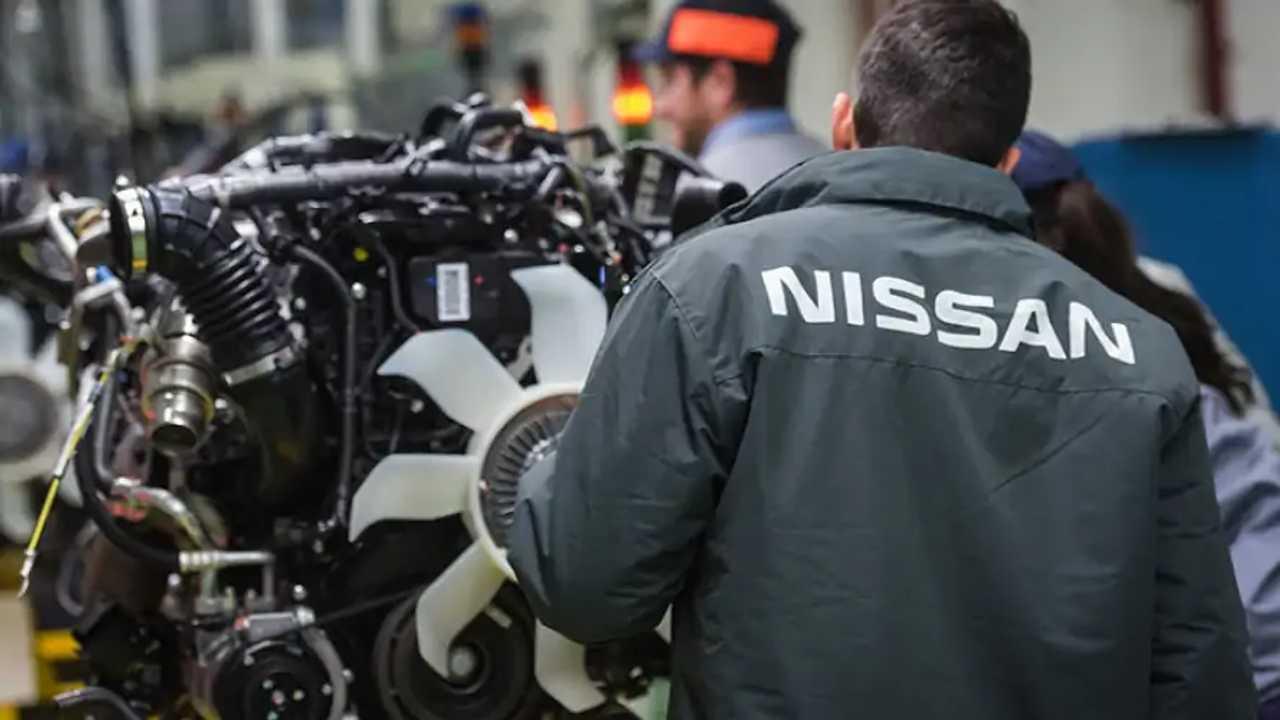 Nissan Navara in Argentna