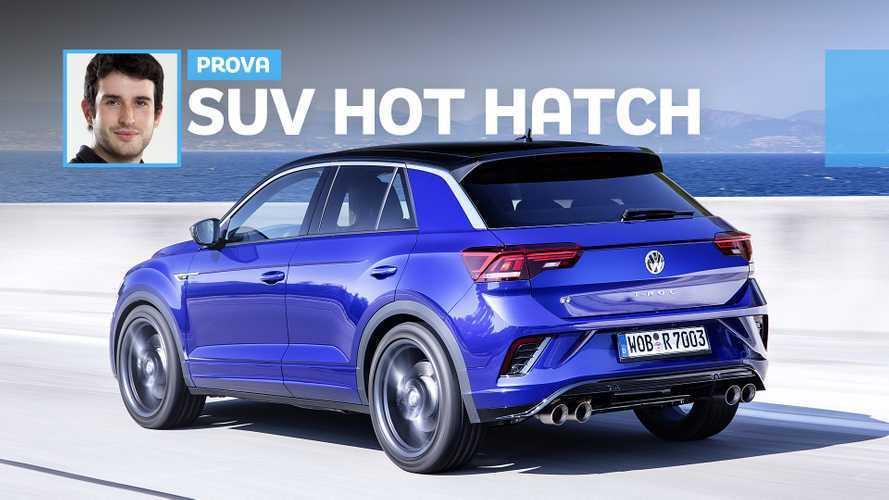 Volkswagen T-Roc R, il SUV compatto arriva a 300 CV