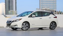 2019 Nissan Leaf Plus: Drive Notes
