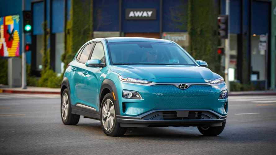 Hyundai Kona Electric Updates Could Boost Range