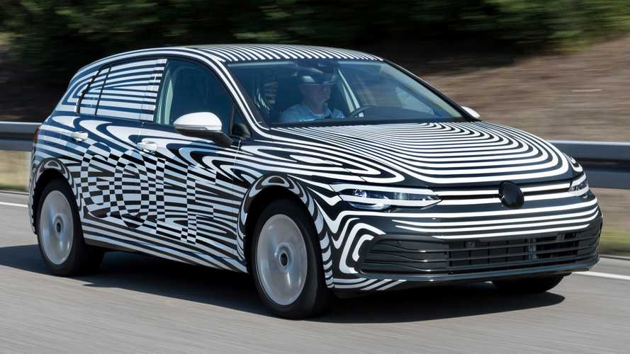 2020 VW Golf enters final testing ahead of fall premiere