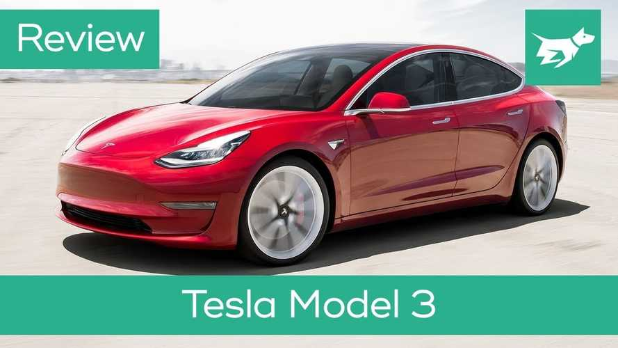 This Video Asks: Is The Tesla Model 3 Better Than BMW 3 Series?