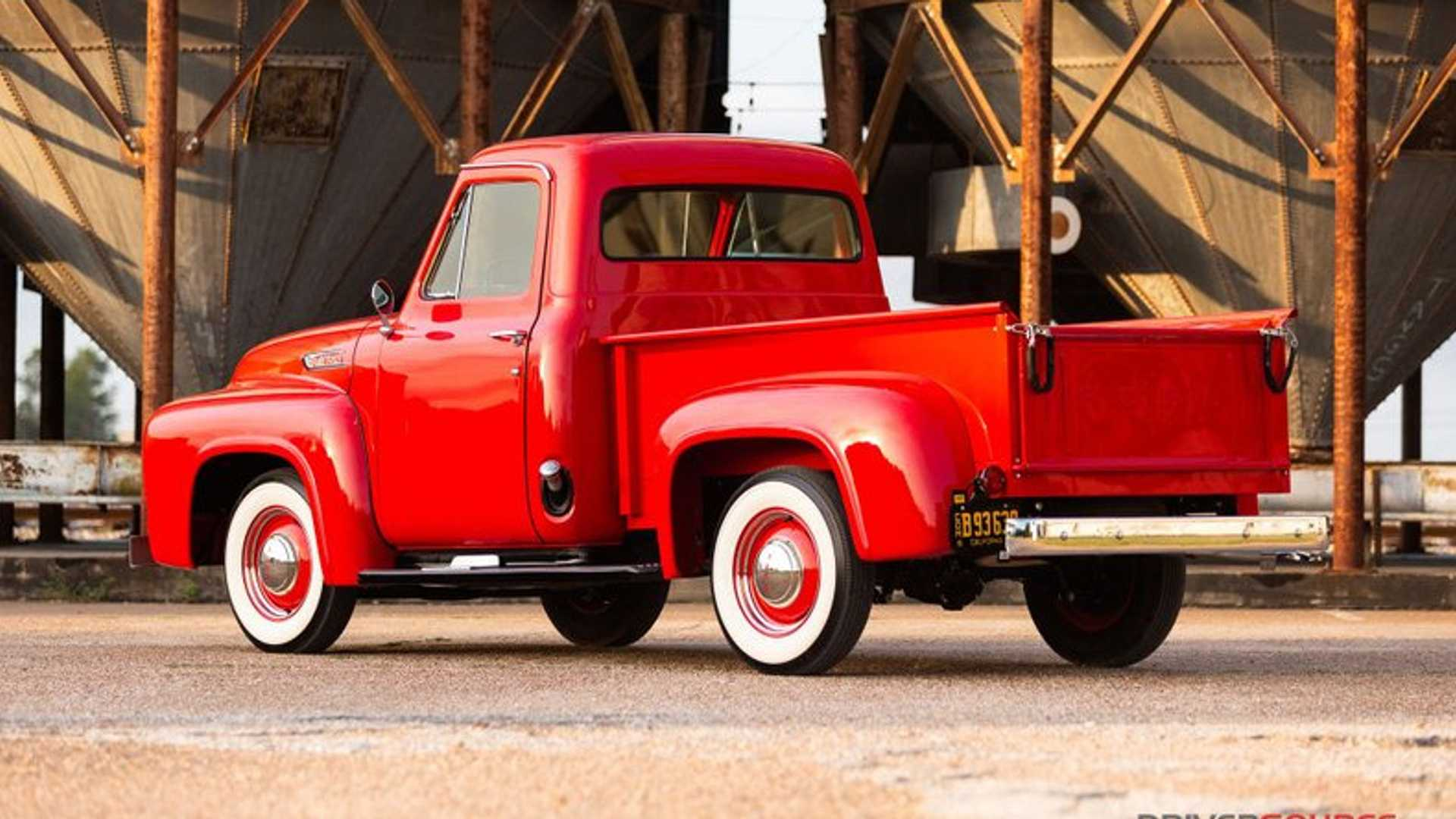 "[""1953-Meticulously Restored1953 Ford F100 Up For Grabs-f1004""]"