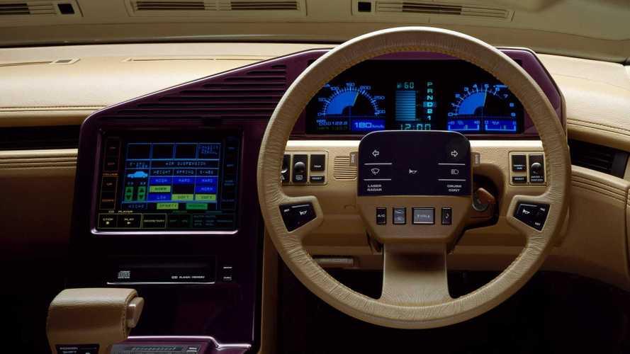Concept oublié - Nissan CUE-X (1985)