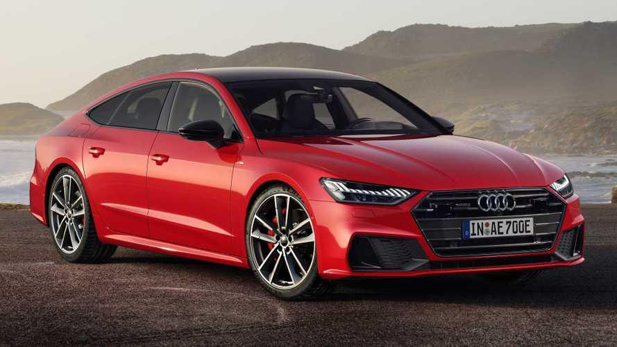 Audi A7 Sportback e quattro 2020, llega el híbrido enchufable Premium