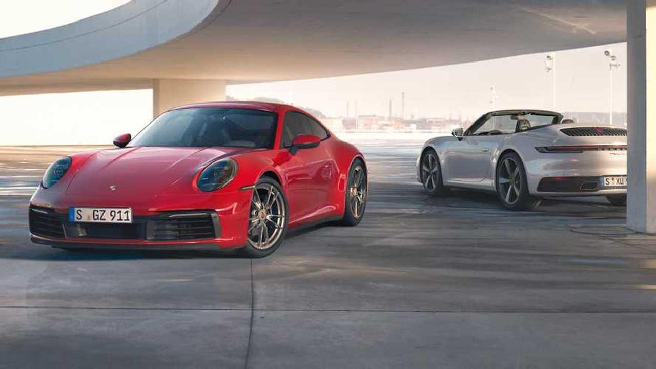 2020 Porsche 911 Carrera 4 Arrives As The Four Season Sports Car