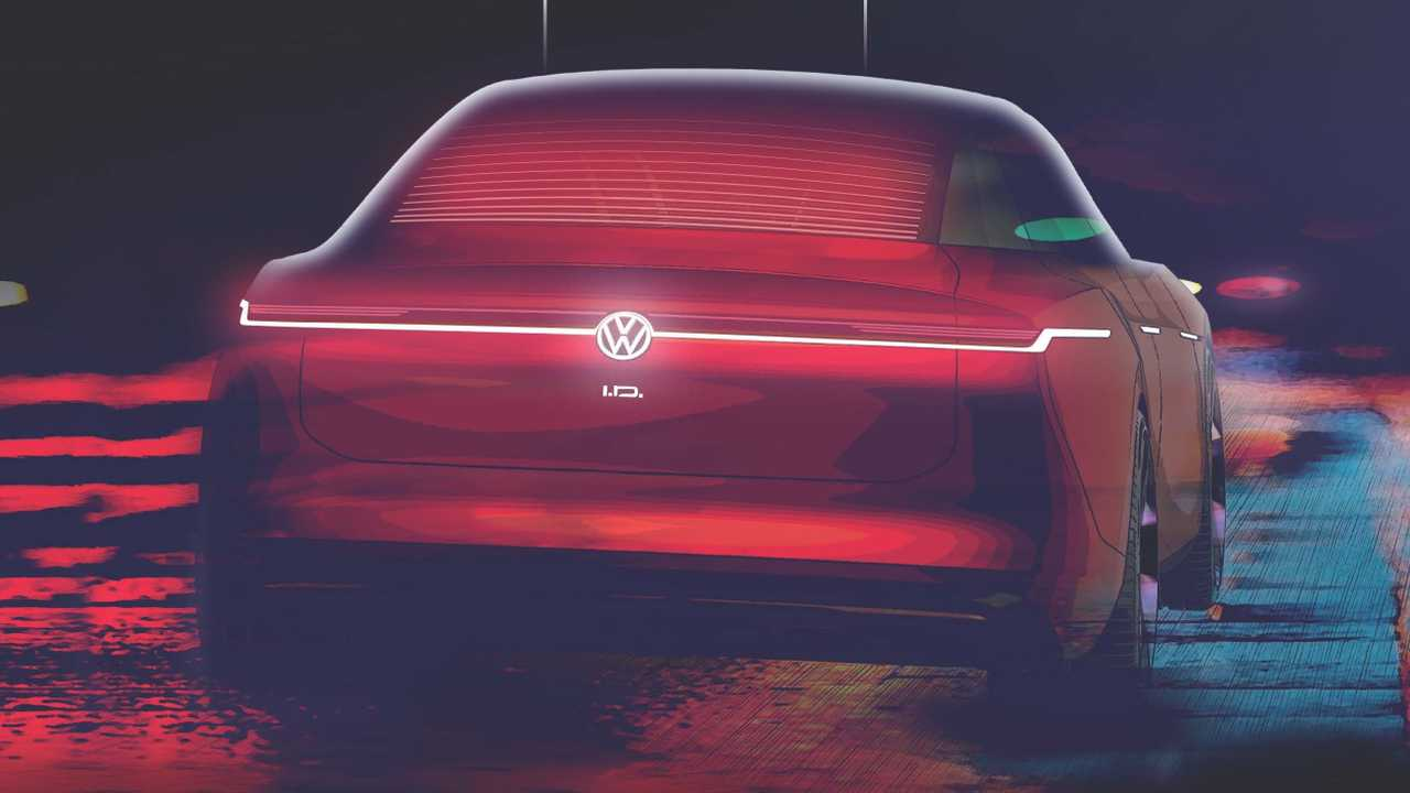 "Volkswagen ""Building an Electric Future"""