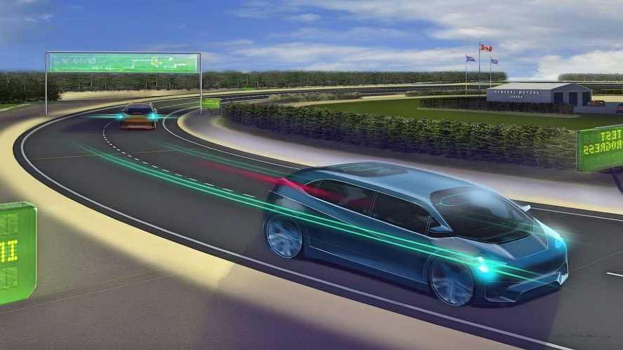 Полигон для автопилотов General Motors
