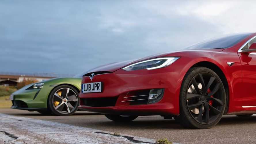 "Porsche vs Tesla, la prova ""alla pari"" è equilibrata"