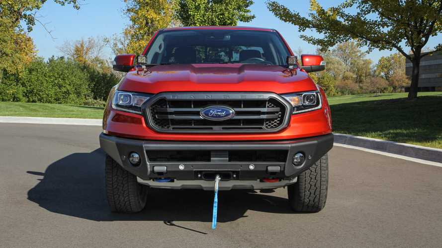 Ford Ranger Off-Road Parts