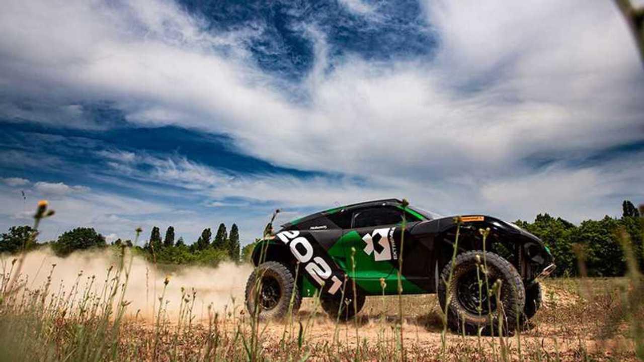 Extreme E: ecco i SUV elettrici da corsa che salveranno il pianeta