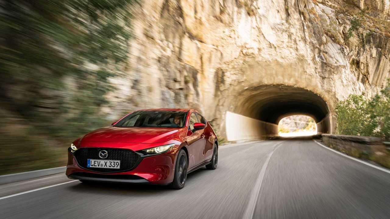 Prueba Mazda3 2020 SKYACTIV-X 180 CV