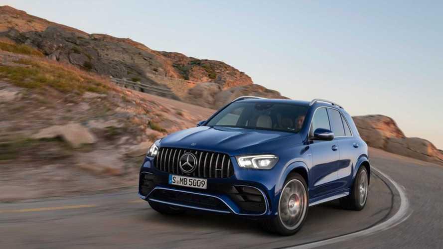 Большой и поменьше: две новинки от Mercedes-AMG