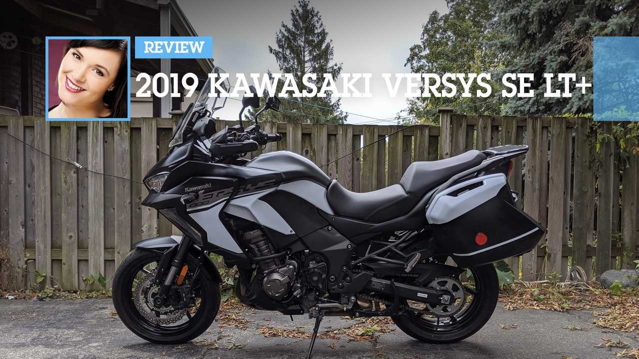 2019 Kawasaki Versys SE LT+ main