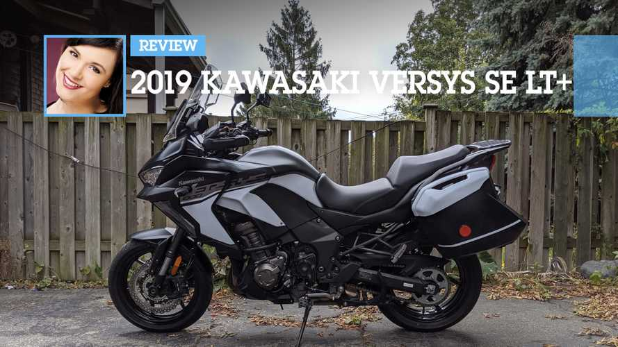 Review: 2019 Kawasaki Versys 1000 SE LT+