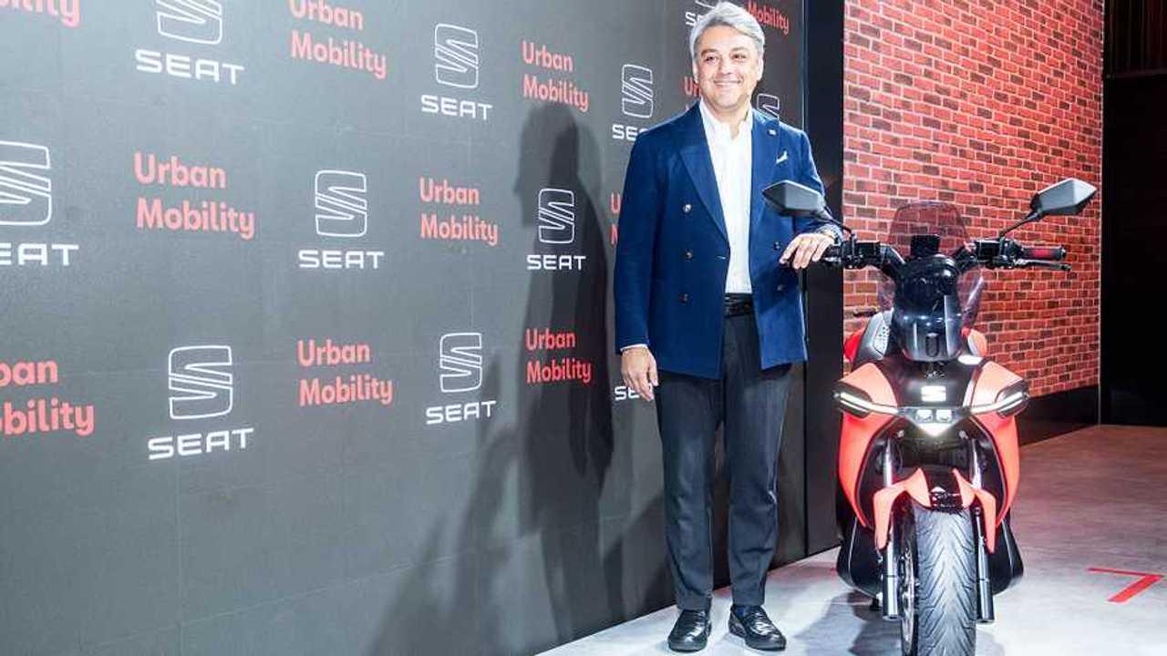 Seat Smart Mobility Unit