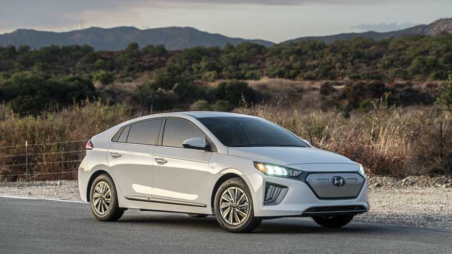 Hyundai Ups Ioniq Electric Range And Price For 2020