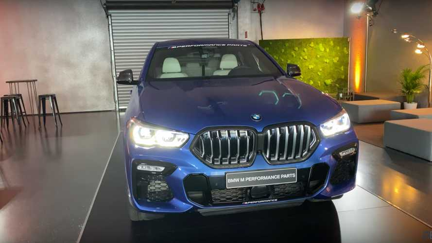 2020 BMW X6 video tour focuses on M Performance parts