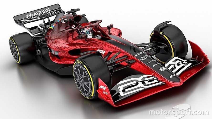 F1: Revelado o novo carro para a temporada de 2021