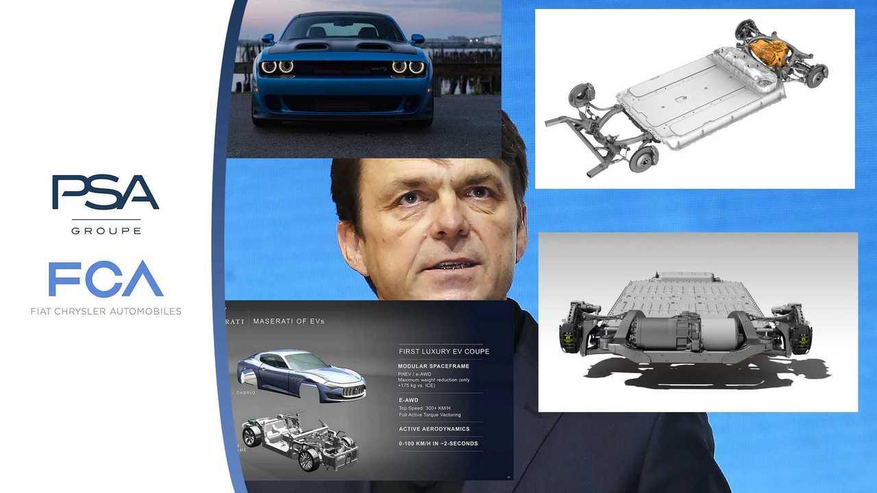 Will FCA-PSA Buy Tesla Batteries And Drivetrain?