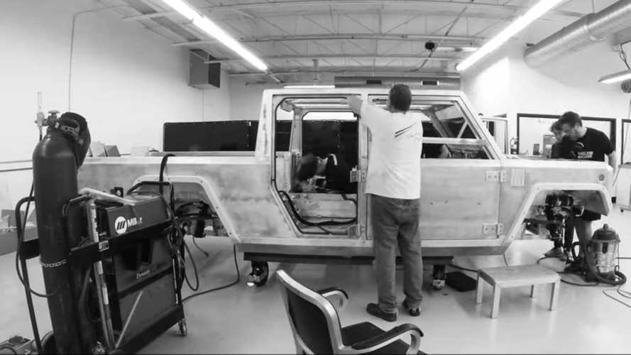 Bollinger B1 And B2 Prototype Trucks Are Getting Ready For Debut