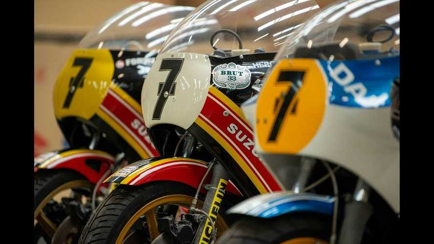 Suzuki Restoring More Barry Sheene Race Bikes For Motorcycle Live
