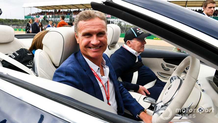 Coulthard elected as new BRDC president