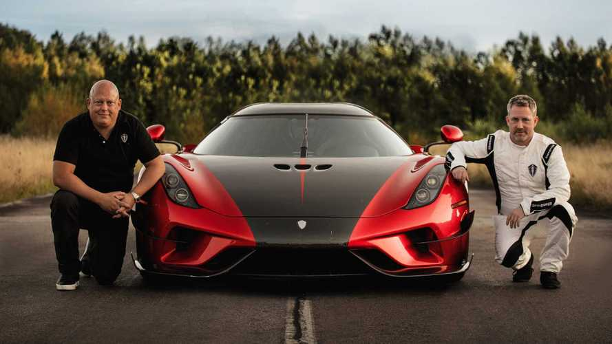 """Koenigsegg Regera, da 0-400 km/h e ritorno in 31,4"""", è record del mondo"""