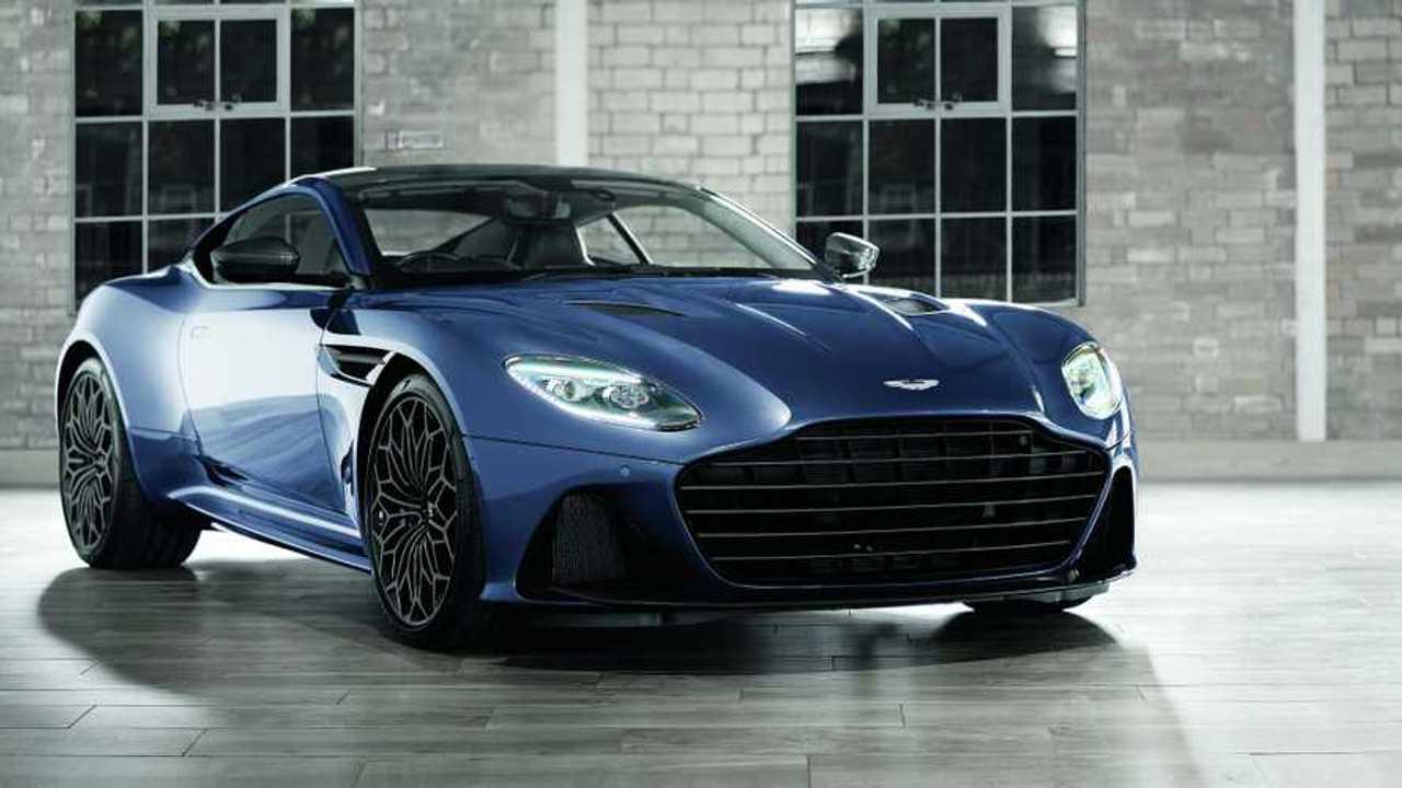 007 Aston Martin DBS Superleggera