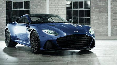 Bond himself designed this Aston Martin