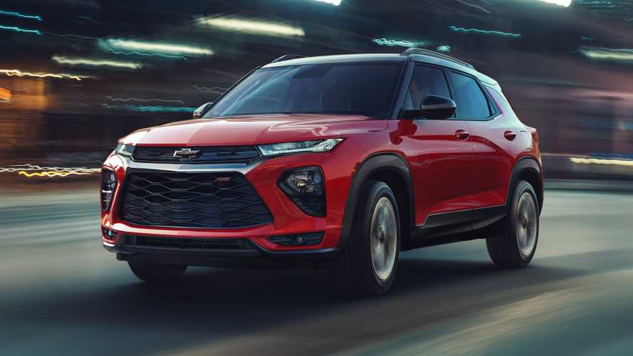 2021 Chevrolet Trailblazer Get 28 MPG Combined EPA Rating