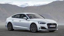 Audi A5 Sportback 40 g-tron restyling