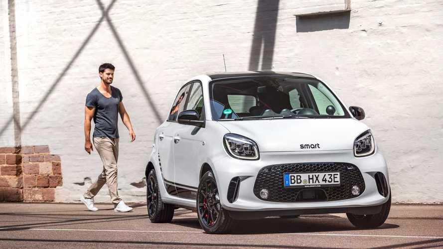 Smart artık bir SUV markası olacak!