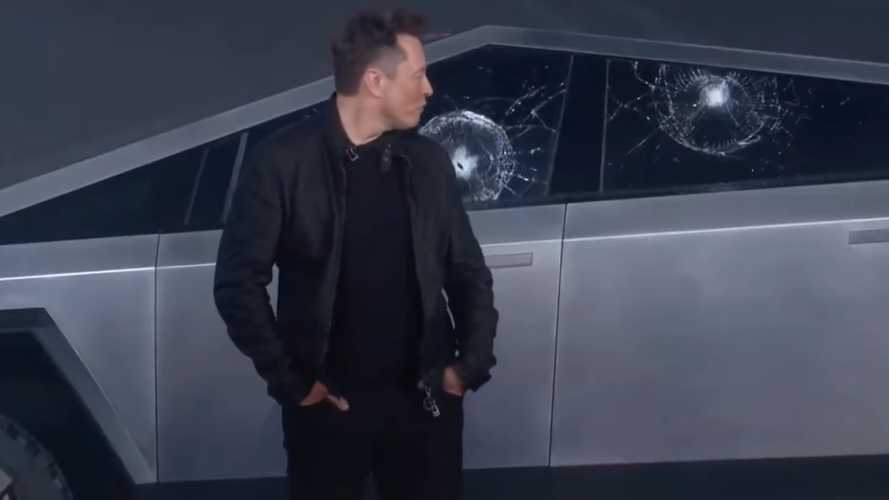 Elon Musk Explains Why Cybertruck Glass Broke, Do You Believe Him?