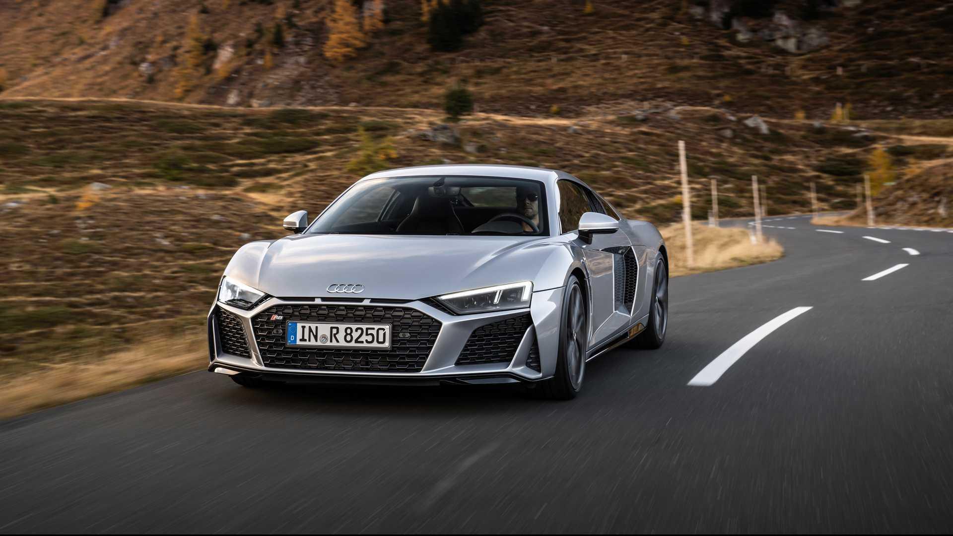 Audi R8 V10 Rwd 2020 Propulsion Trasera Y 540 Cv