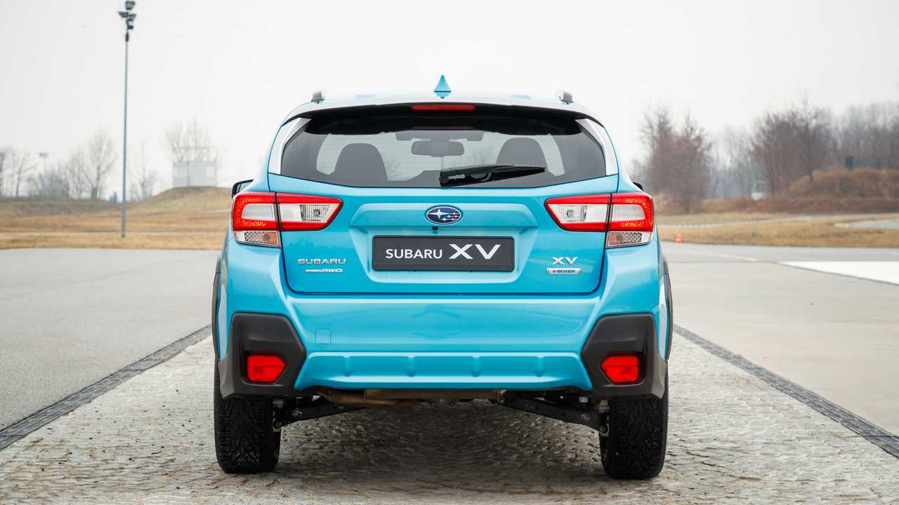 Subaru - Symmetrical AWD