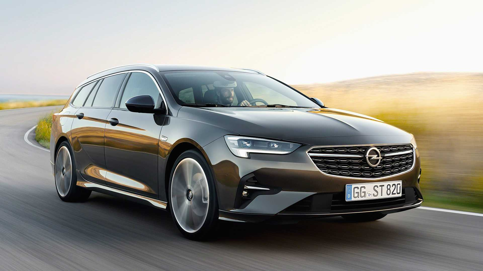 2020 New Opel Insignia Pictures
