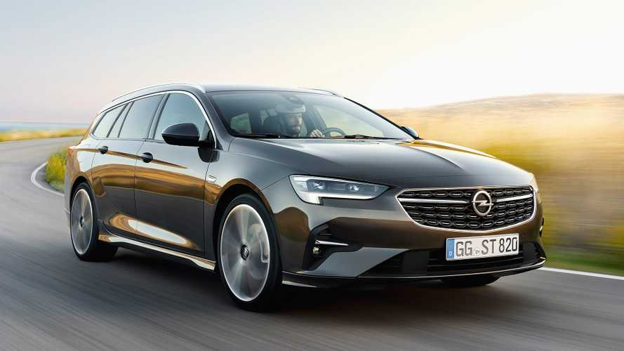 Opel Insignia 2020 (restyling)