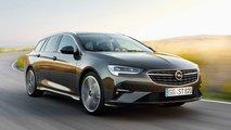 2020 Opel Insignia facelift