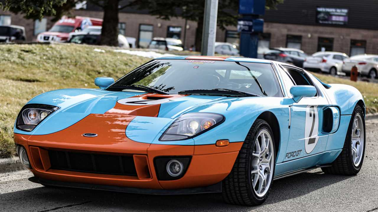 Ford Performance And Shelby Vehicles To Take Over Barrett-Jackson