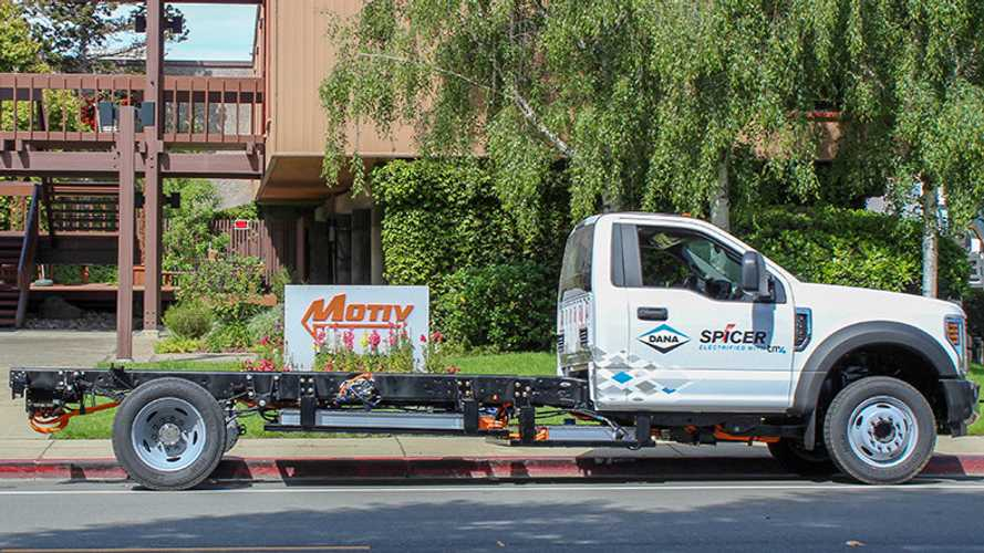 Motiv Power Systems Secures $60 Million From Series B Round