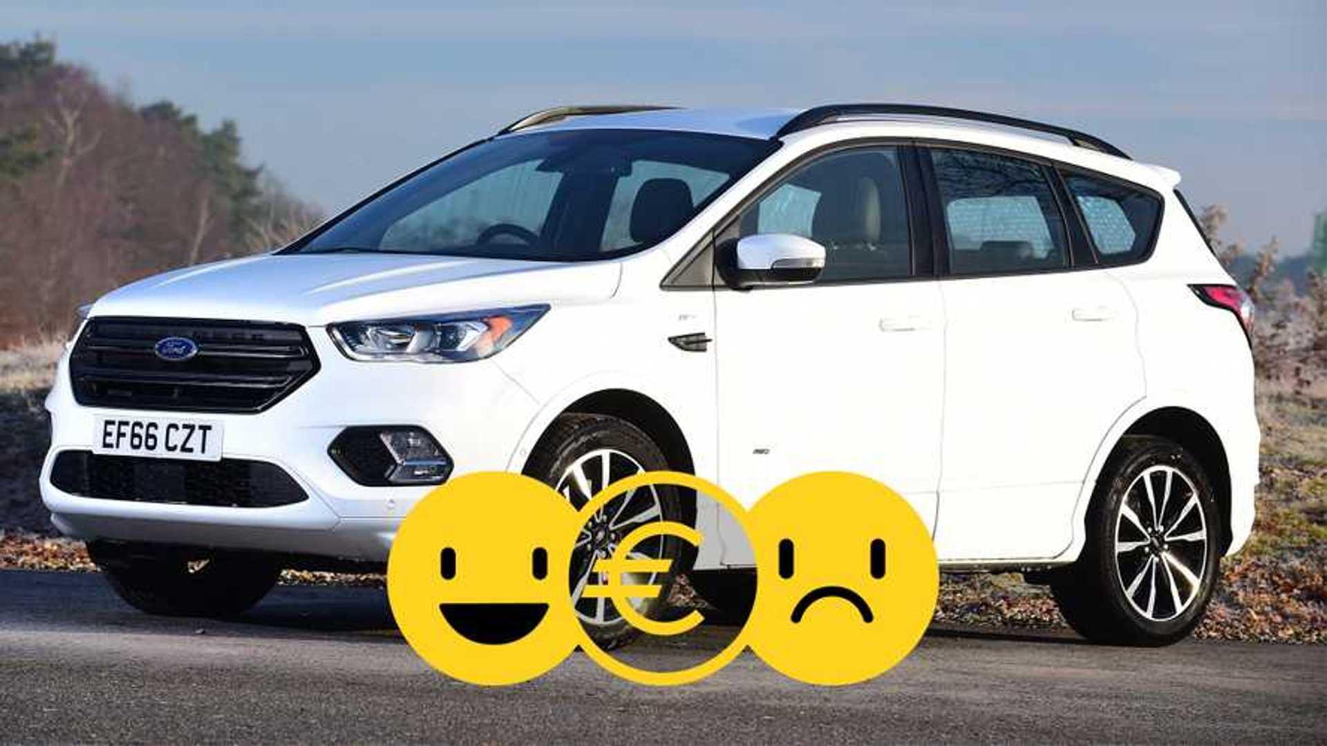 Promozione Ford Kuga Business, perché conviene e perché no